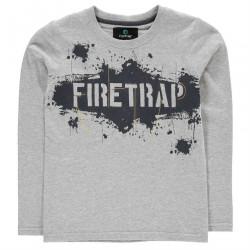Chlapčenské tričko Firetrap J5545