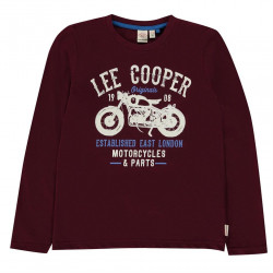 Chlapčenské tričko Lee Cooper H7148
