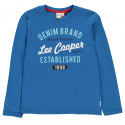 Chlapčenské tričko Lee Cooper H7150
