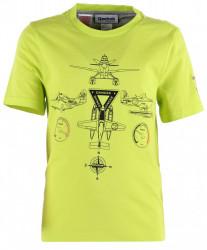 Chlapčenské tričko Reebok T4487