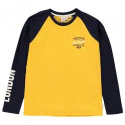 Chlapčenské tričko s dlhým rukávom Lee Cooper H7151