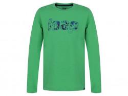 Chlapčenské tričko s dlhým rukávom Loap G0997