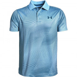 Chlapčenské tričko s golierikom Under Armour Performance Polo Novelty E3293