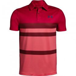 Chlapčenské tričko s golierikom Under Armour Tour Tips Engineered Polo E3392
