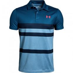Chlapčenské tričko s golierikom Under Armour Tour Tips Engineered Polo E3393