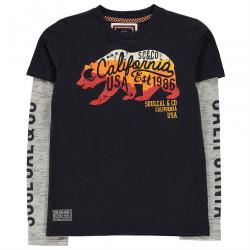 Chlapčenské tričko SoulCal J5538
