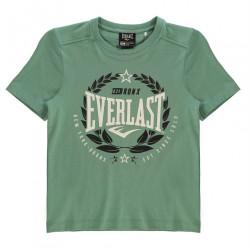 Chlapčenské voĺnočasové tričko Everlast J5835