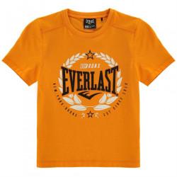 Chlapčenské voĺnočasové tričko Everlast J5836