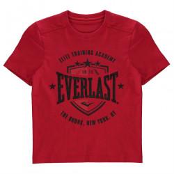 Chlapčenské voĺnočasové tričko Everlast J5837