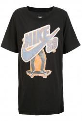 Chlapčenské voĺnočasové tričko Nike A0680