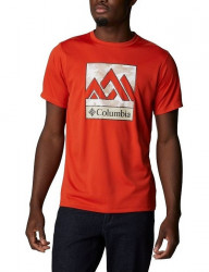 Columbia zero rules ss graphic shirt Y0226