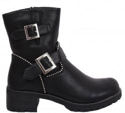 Dámska členková obuv N1491