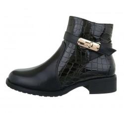 Dámska členková obuv Q6087