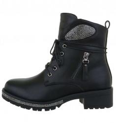 Dámska členková obuv Q6157