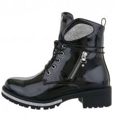 Dámska členková obuv Q6158