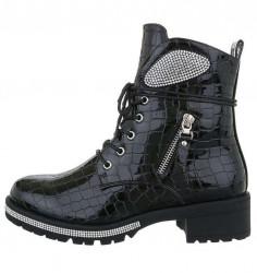 Dámska členková obuv Q6159