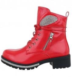 Dámska členková obuv Q6160
