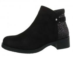 Dámska členková obuv Q6408