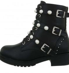 Dámska členková obuv Q6588