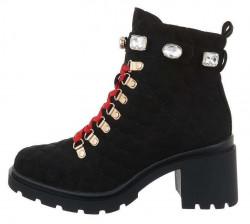 Dámska členková obuv Q6844