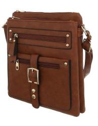 Dámska crossbody kabelka Q5207 #1