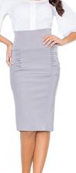Dámska dlhá sukňa N0655