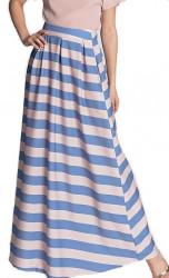 Dámska dlhá sukňa N0820