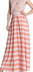 Dámska dlhá sukňa N0821