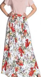 Dámska dlhá sukňa N0822