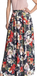 Dámska dlhá sukňa N0823