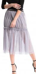 Dámska dlhá sukňa N0914
