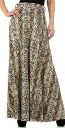 Dámska dlhá sukňa Q4545