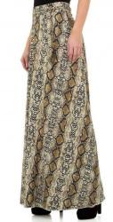Dámska dlhá sukňa Q4545 #1
