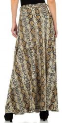 Dámska dlhá sukňa Q4545 #2