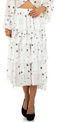 Dámska dlhá sukňa Q5393