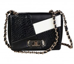 Dámska elegantná kabelka Blu Byblos L1317