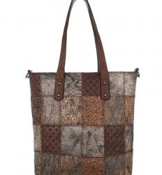 Dámska elegantná kabelka Q3731