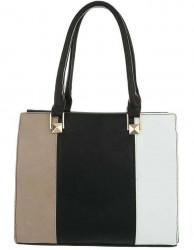 Dámska elegantná kabelka Q4328