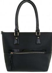 Dámska elegantná kabelka Q4894