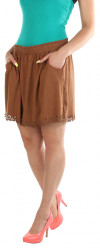Dámska elegantná sukňa Lola & Liza X9087