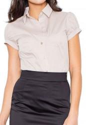 Dámska elegatný košeĺa N0683