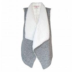 Dámska fleecová vesta Lee Cooper J4746