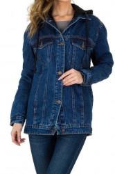 Dámska jeansová bunda Laulia Q3393