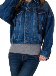 Dámska jeansová bunda Laulia Q3505