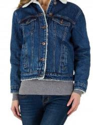 Dámska jeansová bunda Laulia Q3506