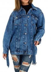 Dámska jeansová bunda Laulia Q5062