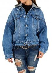 Dámska jeansová bunda Q5063