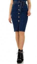 Dámska jeansová sukňa Laulia Q3679