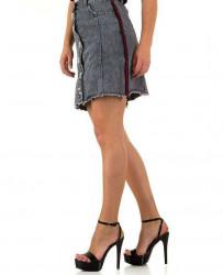 Dámska jeansová sukňa Realty Jeans Q2461