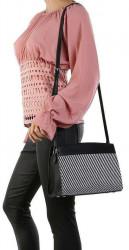 Dámska kompaktný kabelka Q6041 #4